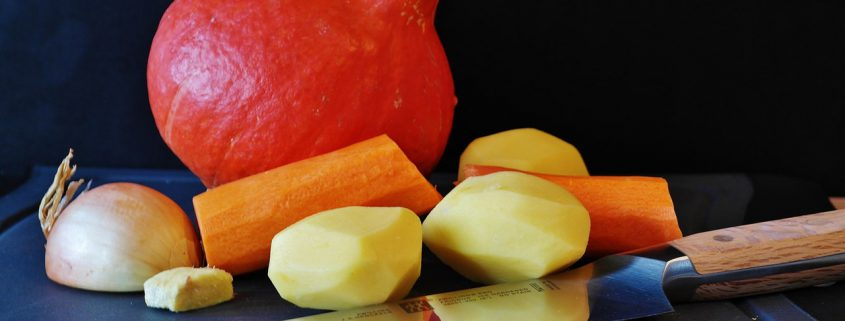 Fasten und gesunde Ernährug