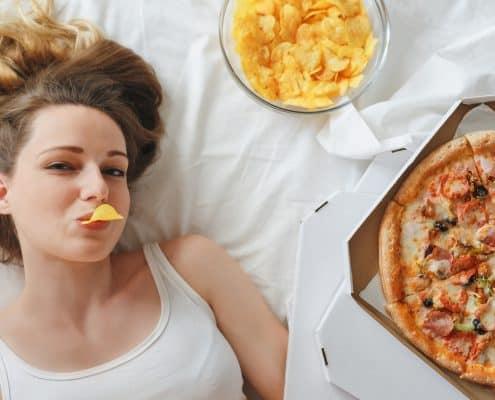 Essen und Gefühle